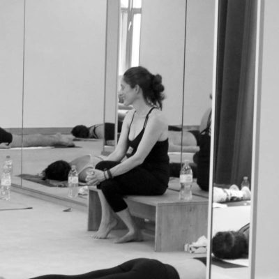 Michelle Leonard - Yoga Teacher